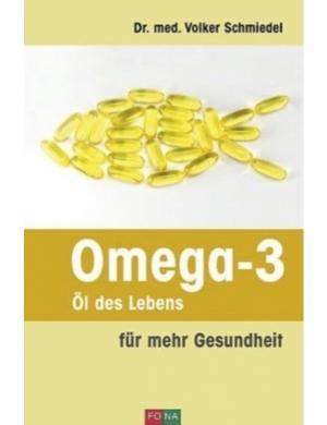 Buch Omega-3 Öl des Lebens für CHF 22.80