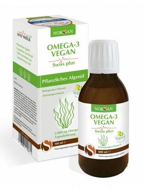 Omega-3 Vegan Öl 100 ml